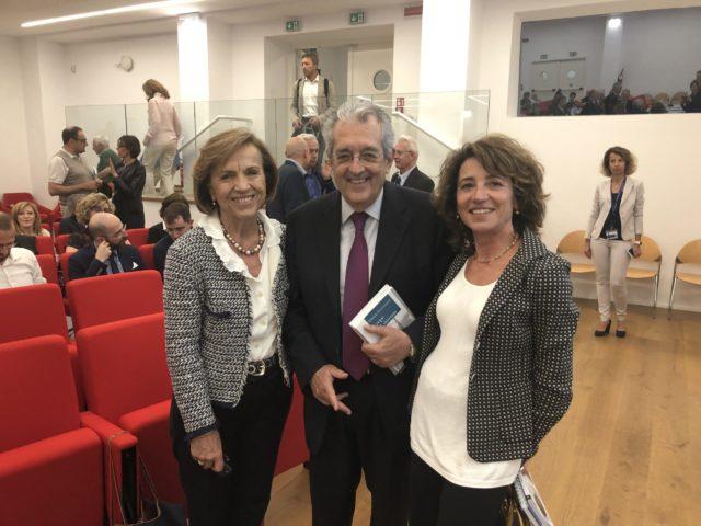 E.Fornero, F.Saccomanni, E.Luciano