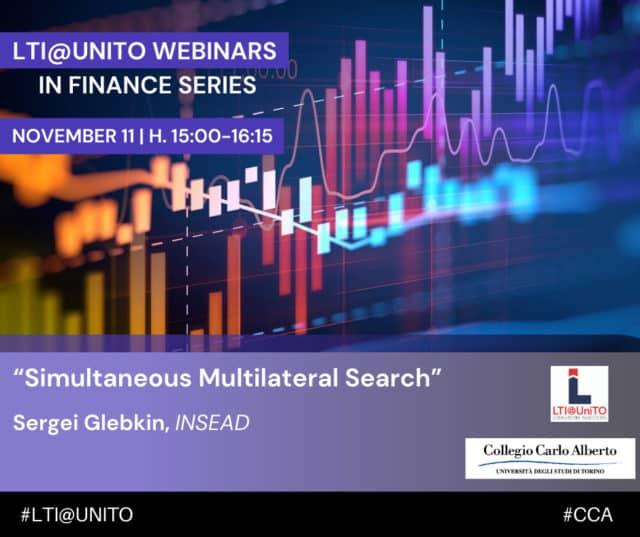 Webinar LTI@UniTo 11 November