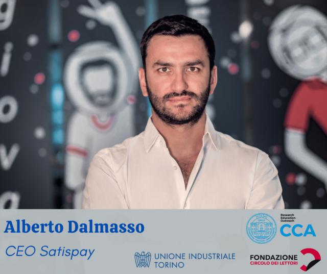 Alberto Dalmasso, Satispay