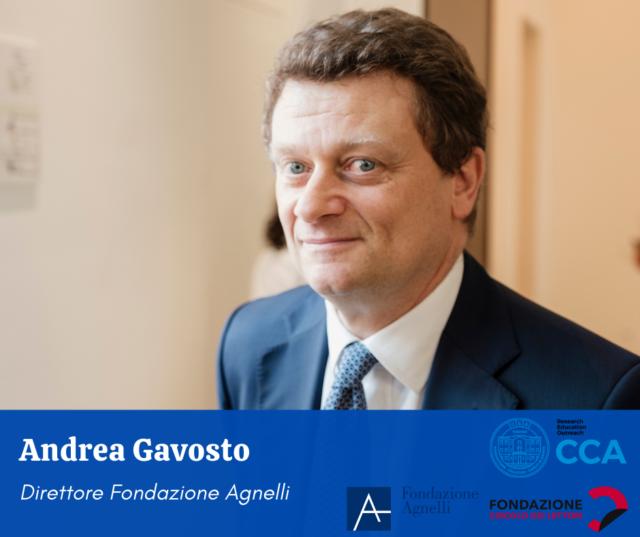Andrea Gavosto