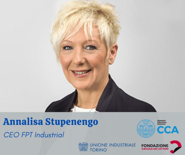 Annalisa Stupenengo, FPT Industrial